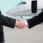 Покупка частного самолета в Литве.