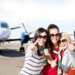 Частные перелеты на массовые мероприятия